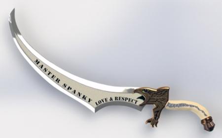 The Eagle Sword