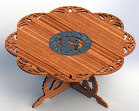 DRAGON TABLE-A