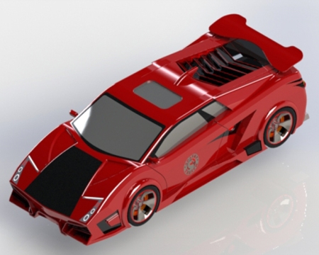 Lamborghini Toy.JPG